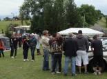 3. stretnutie Mustangov & US cars 2012
