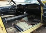 1965 Mustang fastback 2+2  (časť.1)